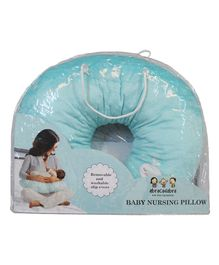 Abracadabra Baby Nursing Pillow - Blue