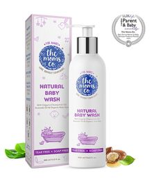 The Moms Co Natural Baby Wash - 400 ml