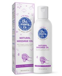 The Moms Co. Natural Massage Oil - 200 ml