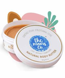 The Moms Co Natural Body Butter - 100 gm