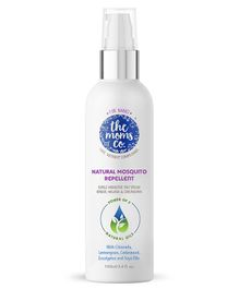 The Moms Co Natural Mosquito Repellent - 100 ml
