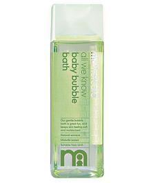 Mothercare Baby Bubble Bath - 300 ml