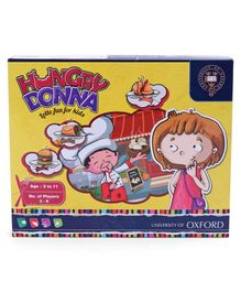Oxford Hungry Donna Kit Mulicolor - 35 Pieces