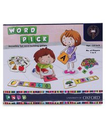Oxford Creative Word Building Kit - Mulicolour