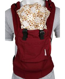 VParents Galaxy Baby Carrier - Maroon