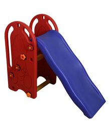 NHR Junior Garden Slide - Red Blue