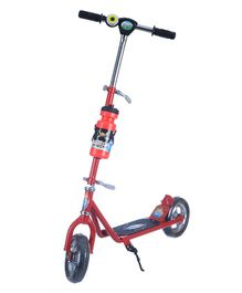 NHR Dash Foldable Heavy Duty Scooter - Red