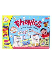 Petals Phonics Multicolor - 45 Pieces
