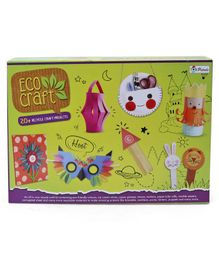 Petals Eco Craft DIY Activity Kit - Multicolor