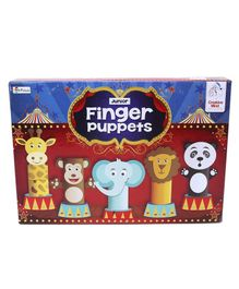Petals Junior Finger Puppet Kit - Multicolor