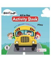Pathways Step By Step All In One Activity - English