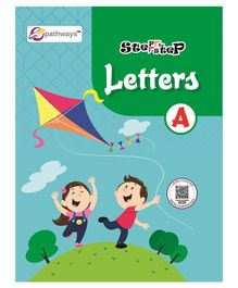 Pathways Step by Step Letters A - English