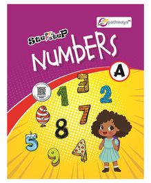 Pathways Step By Step Numbers A - English