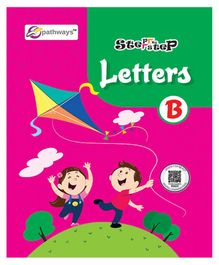 Pathways Step By Step Letters B - English