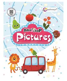Step By Step Picture Book - English