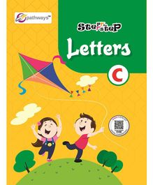 Step By Step Letter C - English