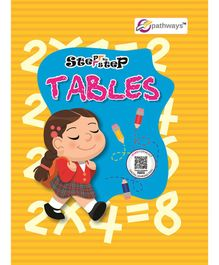 Step By Step Tables Book - English