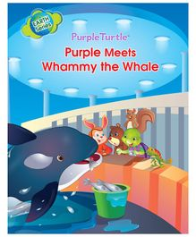 Earth Series Purple Meets Whammy The Whale - English