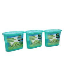 Absorbia Moisture Absorber Classic Family Pack of 3 - 300 gm Each