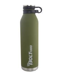 TREO By Milton Bolt Vaccum Insulated Hot & Cold Bottle Green - 1000 ml