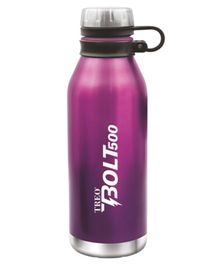 TREO By Milton Bolt Vaccum Insulated Hot & Cold Bottle Pink - 500 ml