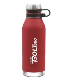 TREO By Milton Bolt Vaccum Insulated Hot & Cold Bottle Red - 500 ml