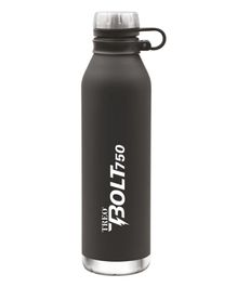 TREO By Milton Bolt Vaccum Insulated Hot & Cold Bottle Black - 750 ml