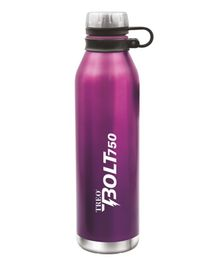TREO By Milton Bolt Vaccum Insulated Hot & Cold Bottle Pink - 750 ml