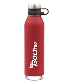 TREO By Milton Bolt Vaccum Insulated Hot & Cold Bottle Red - 750 ml