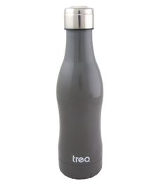 Treo by Milton Campa 500 Vaccum Insulated Hot & Cold Stainless Steel Water Bottle Grey - 455 ml