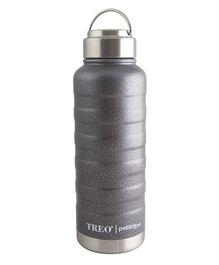 TREO By Milton Pebble Insulated Hot & Cold Bottle Grey - 940 ml
