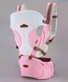 3 in 1 Baby Carrier - Pink