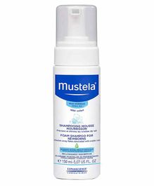 Mustela Foam Gentle Shampoo - 150 ml