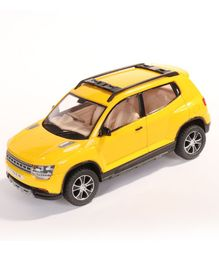Centy Tiger Pull Back SUV Car - Yellow