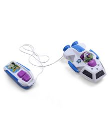 Disney Toy Story Remote Controlled Buzz Spaceship - Blue White