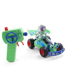 Disney Toy Story Remote Controlled Crash Buggy - Green