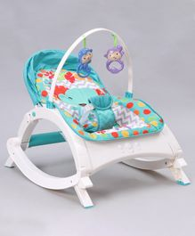 Musical Baby Rocker - Multicolour