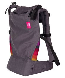 Anmol Baby Carrier Easy Teal - Grey