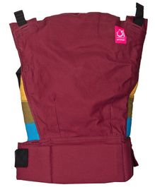 Anmol Baby Carrier Easy Teal - Red