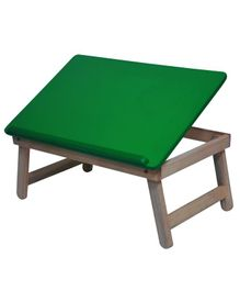 Sattva Portable Folding Study Table - Green