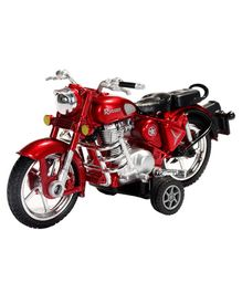 Centy Rugged Pull Back Bike - Red