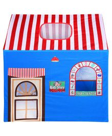 Smartcraft Kids Store Play Toy Tent - Blue