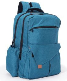 Backpack Diaper Bag - Blue