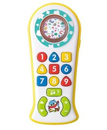 Kiddale Smart Music Remote Control Toy - White