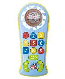 Kiddale Smart Music Remote Control Toy - Sky Blue