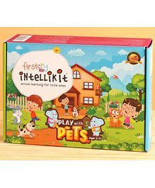FirstCry Intellikit Play with Pets Kit (2-3Y)