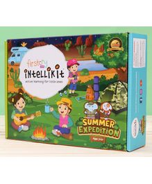 FirstCry Intellikit Summer Expedition Kit (3-4Y)