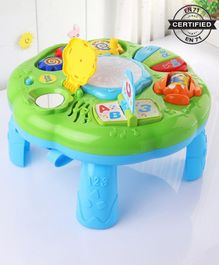 Babyhug Musical Activity Table - Multicolor