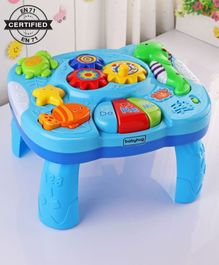 Babyhug Aquatic Musical Activity Table - Multicolor