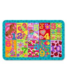 Stephen Joseph Kids Placemat - Multicolor